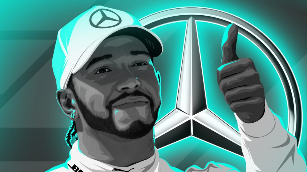 OPINION: Why Hamilton's sporting greatness transcends F1 | Formula 1®