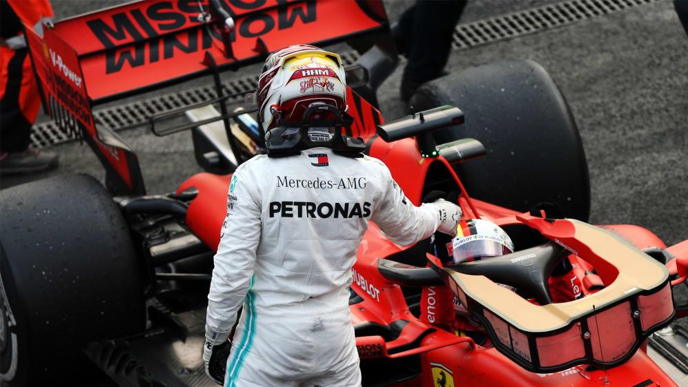 Lewis Hamilton to Ferrari for 2021 - Could Ferrari sign Mercedes' Hamilton for 2021? | Formula 1®