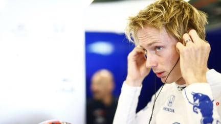 Brendon Hartley to be simulator driver for Ferrari
