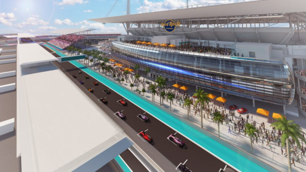 Agreement in principle reached to host the first-ever Miami Grand Prix | Formula 1®