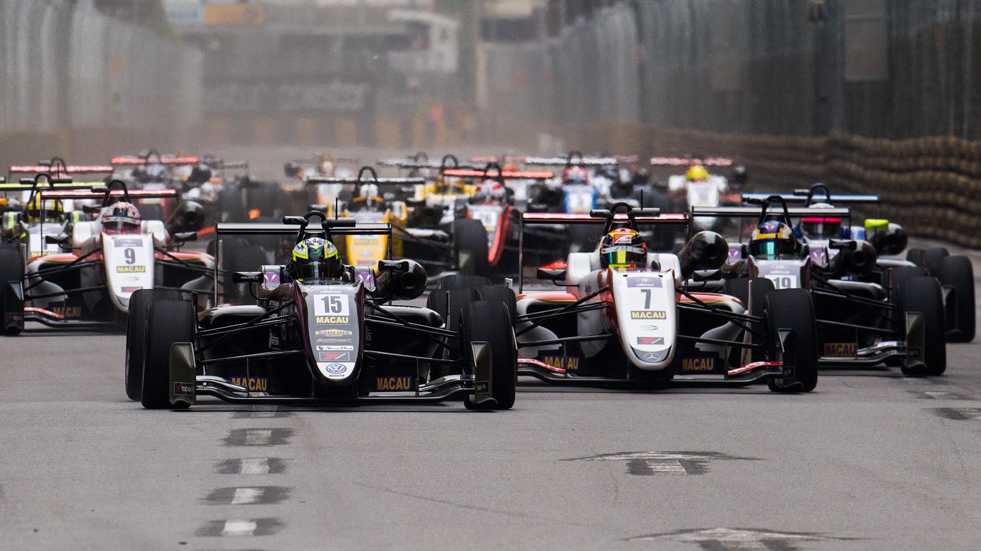 Macau Grand Prix 2017 >> Road To F1 5 Reasons To Watch The Macau Grand Prix