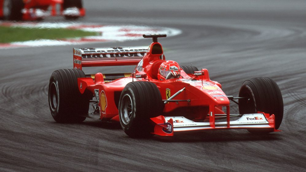 2000 Malaysian Grand Prix.