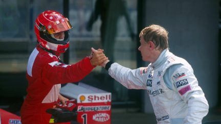 Wolff: Schumacher a 'founding father' of Mercedes success