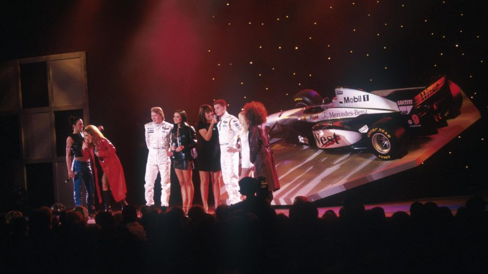 Formula One Launch