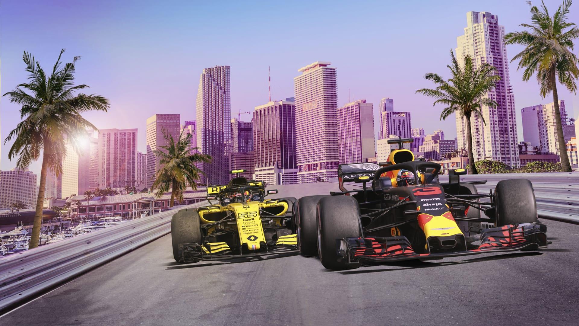 Miami to host final F1 Festival of 2018