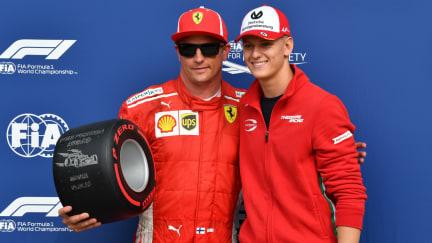 Mick Schumacher, son of F1 world champion Michael, wins European F3 title