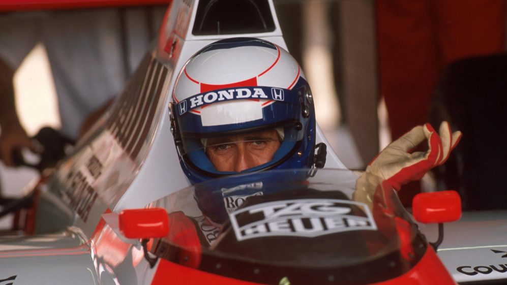 famous race car driver nicknames