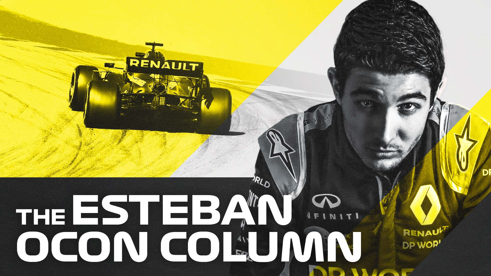 The Esteban Ocon Column: Charting his journey to F1, and childhood karting battles with Leclerc, Albon and Verstappen | Formula 1®