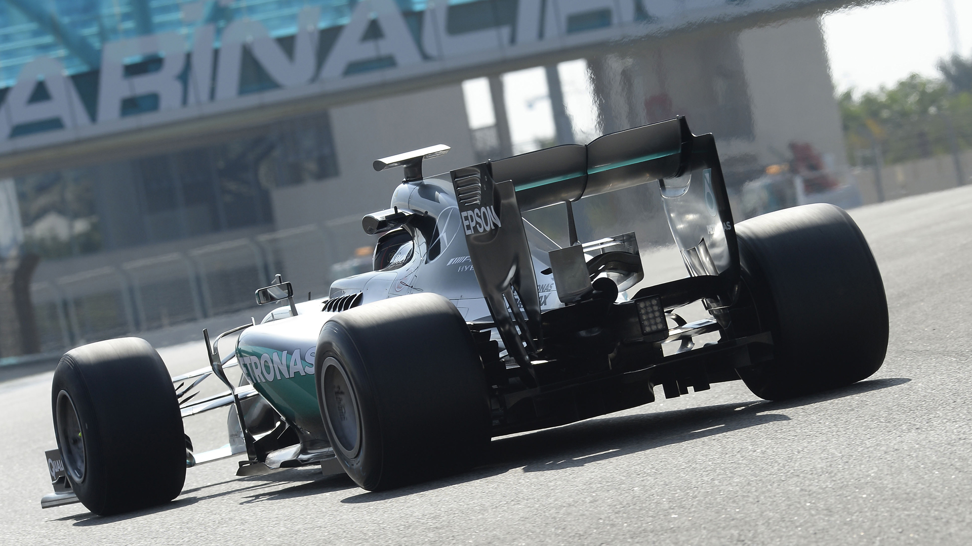 Mercedes To Unveil New Car At Silverstone