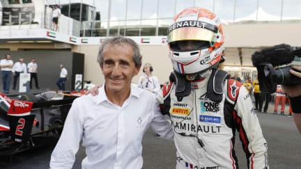 Hubert with Prost Abu Dhabi.jpg