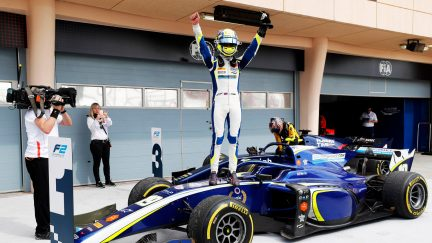 2018 Formula 2 Championship, 2018 Formula 2 Championship