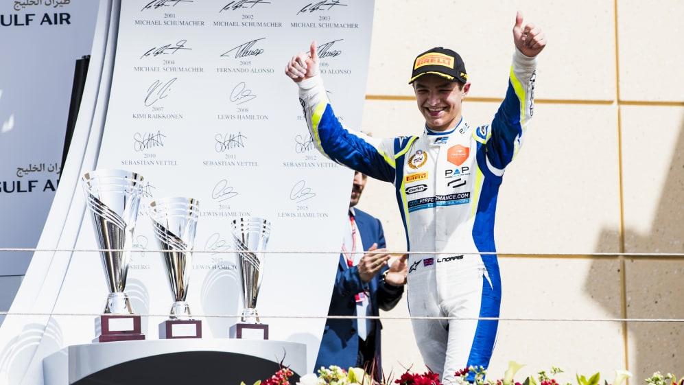 Formula 2 Bahrain, Formula 2 Bahrain