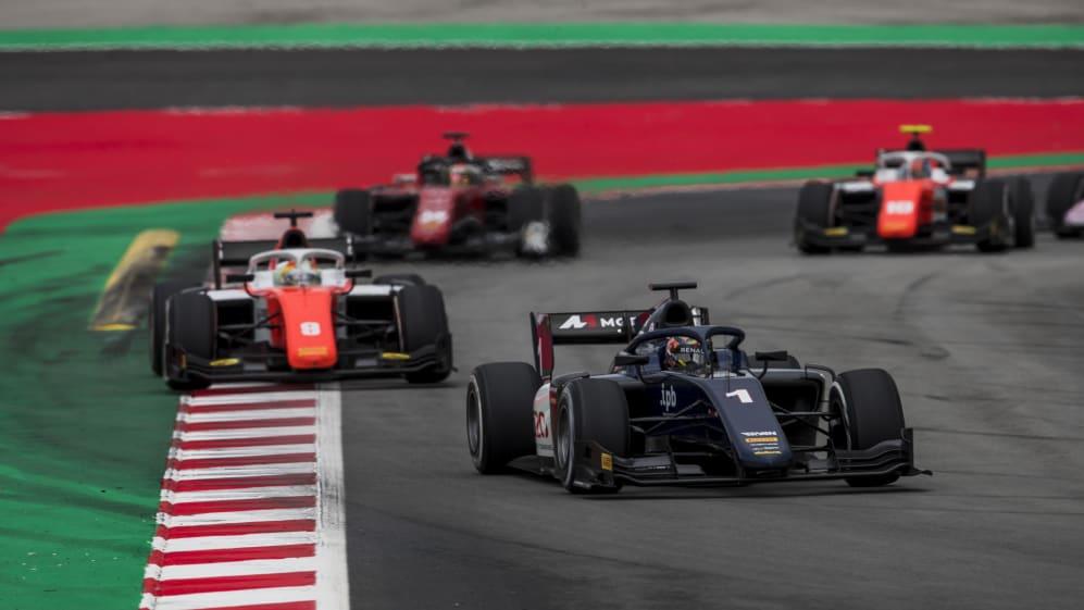 Formula 2 Barcelona, Formula 2 Barcelona