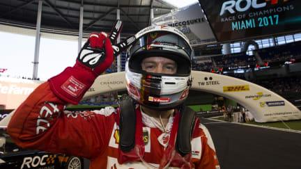 Race of Champions Miami, Race of Champions Miami