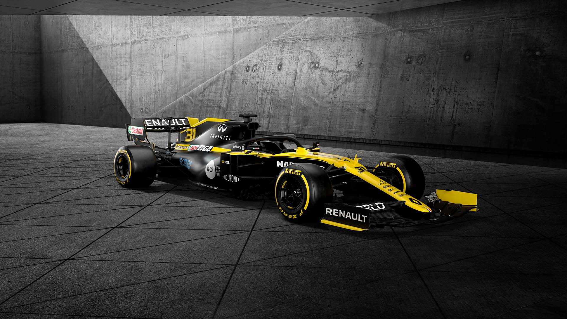 Renault last team to launch livery ahead of Australian Grand Prix ...