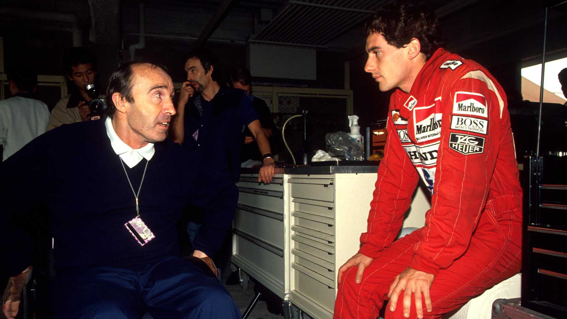 Sir Frank Williams: 50 years as a Team Principal | Formula 1®