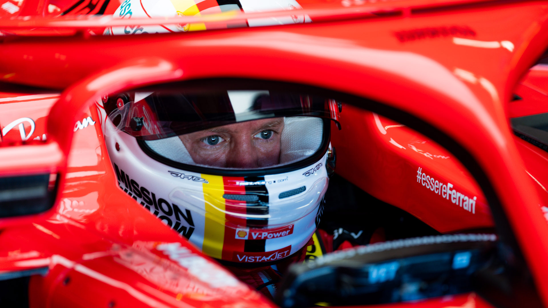 DRIVER MARKET: Sabbatical of no interest says Vettel as he weighs up F1 future | Formula 1®
