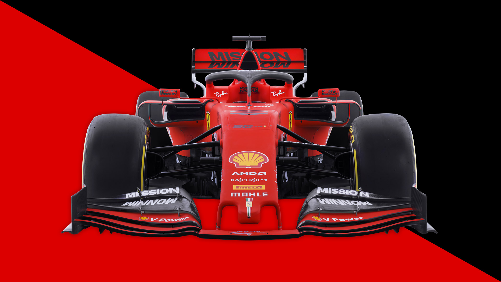 Sports Wallpapers: F1 2019 Testing Wallpaper