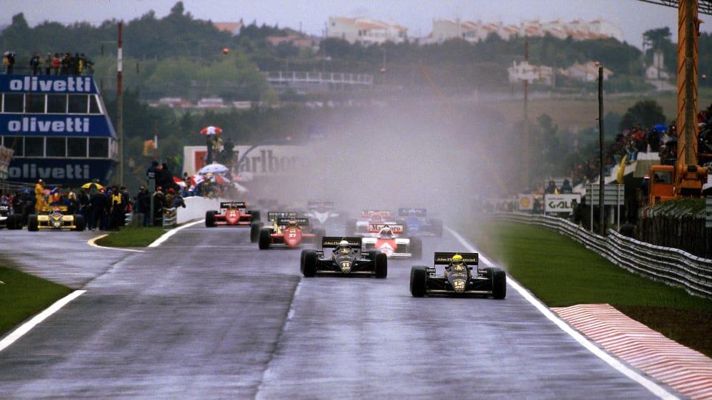 Campeonato Mundial de Fórmula Uno