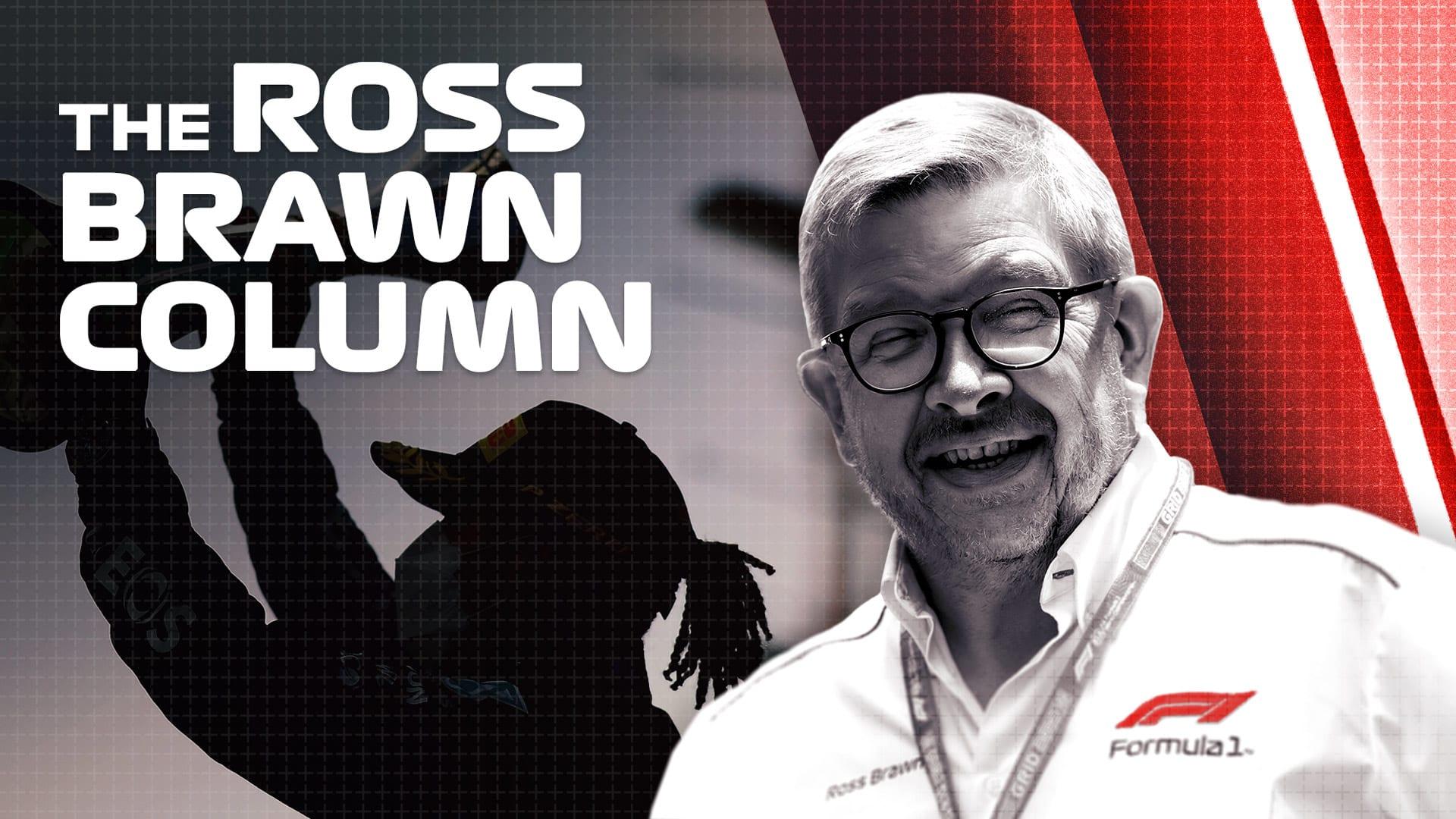 The Ross Brawn Column – On Hamilton's historic weekend, Ferrari's turnaround, and finding his feet at McLaren | Formula 1®