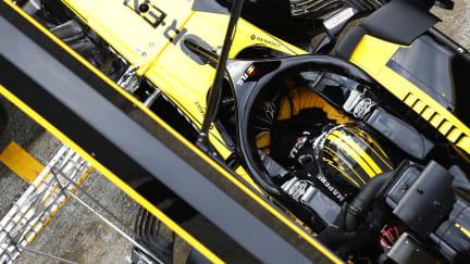 Formula One Testing, Formula One Testing