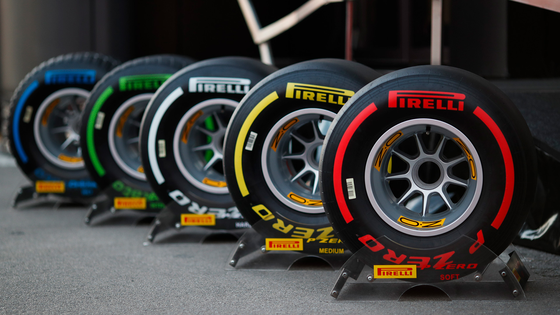What Tyres Will The F1 Teams And Drivers Have For The 2020 Austrian Grand Prix Formula 1