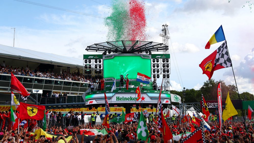Essere Ferrari Why Does The Scuderia Inspire Passion In Racing Fans Like No Other Team Formula 1