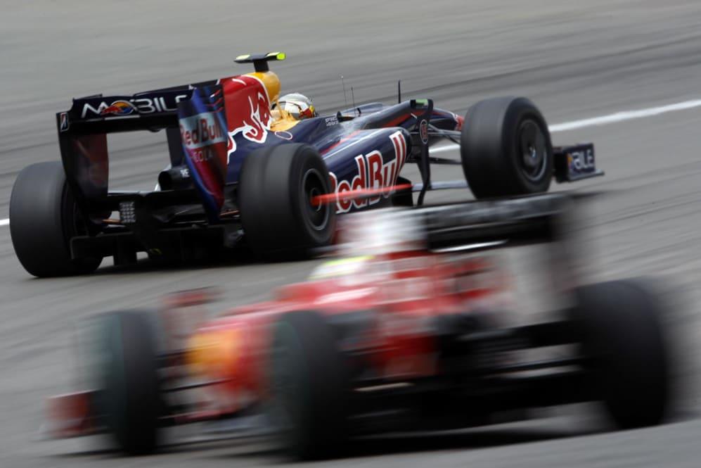 2009 German Grand Prix - Sunday