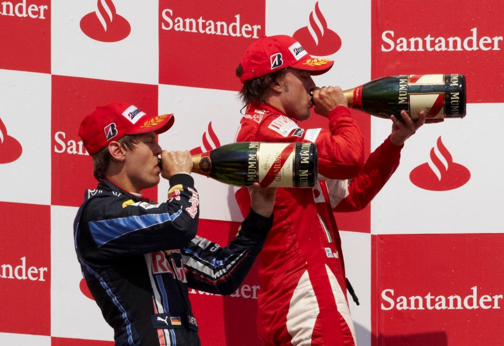 2010 German Grand Prix - Sunday