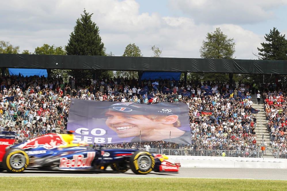 2012 German Grand Prix - Sunday