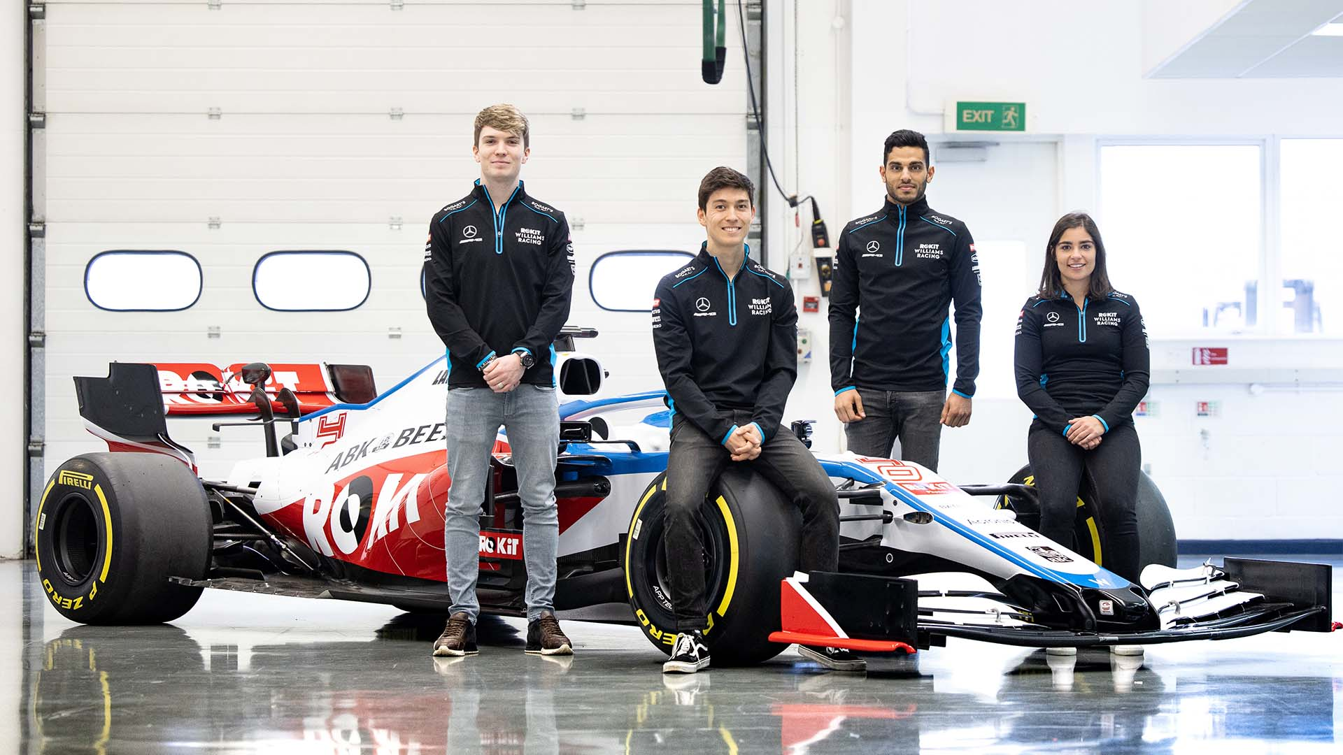 The Williams Driver Academy A Pursuit Of Talent With A Commercial Upside Formula 1