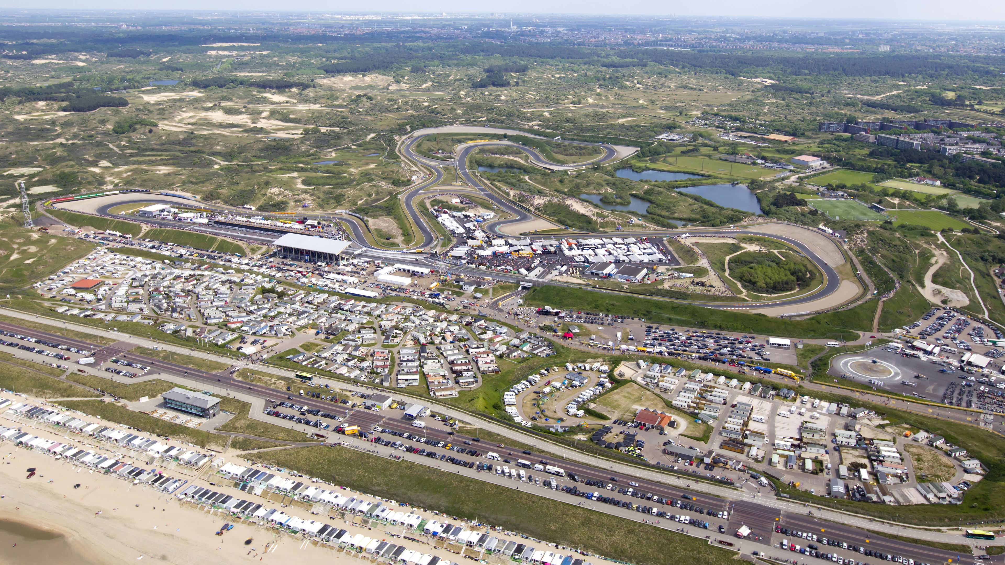 Formula 1 Dutch Grand Prix To Return At Zandvoort From 2020 Formula 1