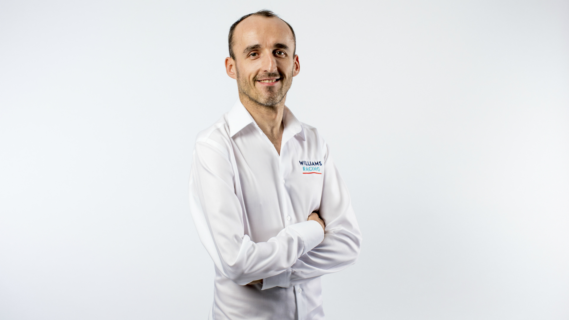 Robert Kubica is a man who made himself