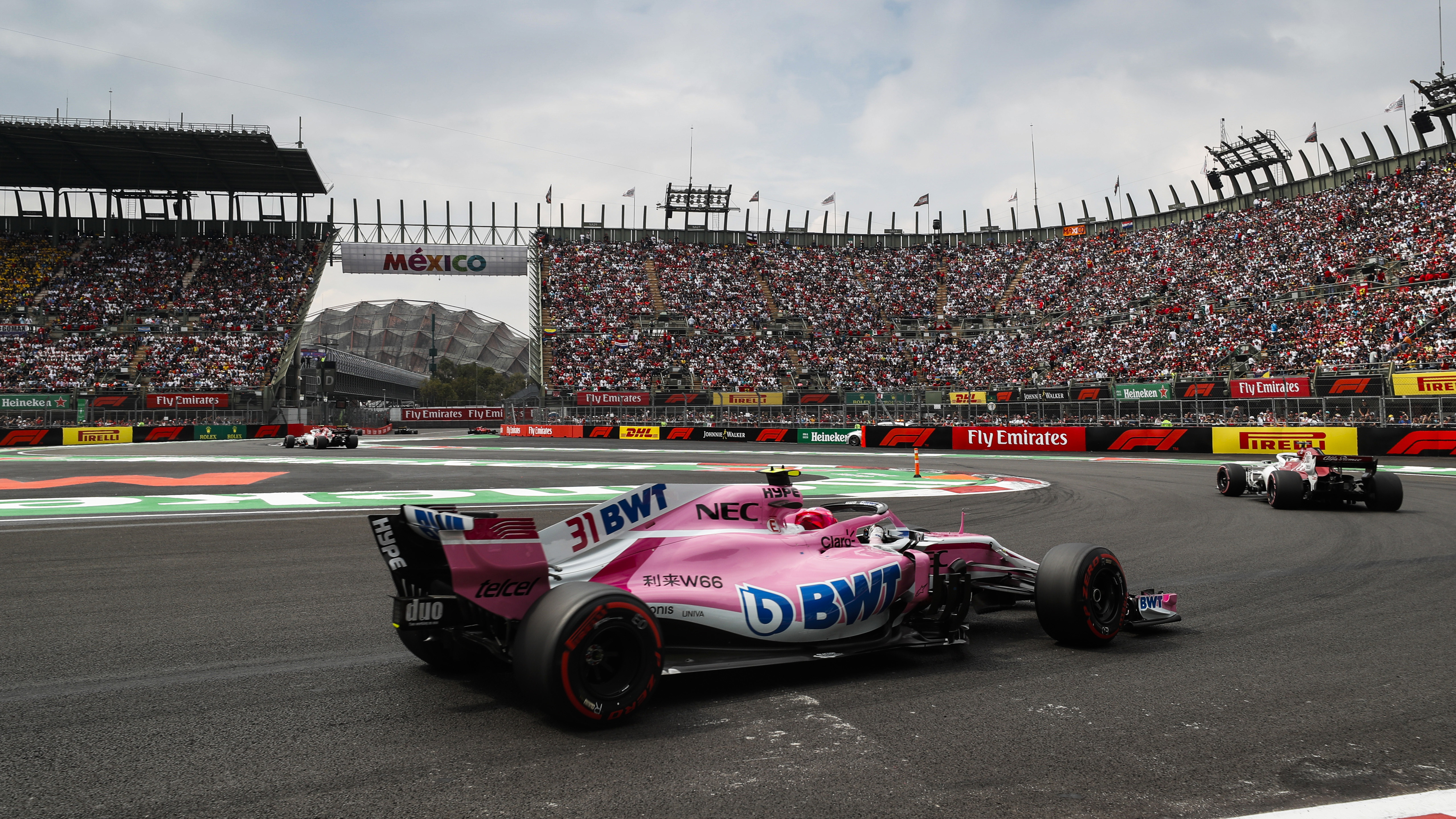 Mexican Grand Prix wins fourth-straight Best Promoter award at FIA Prize Giving