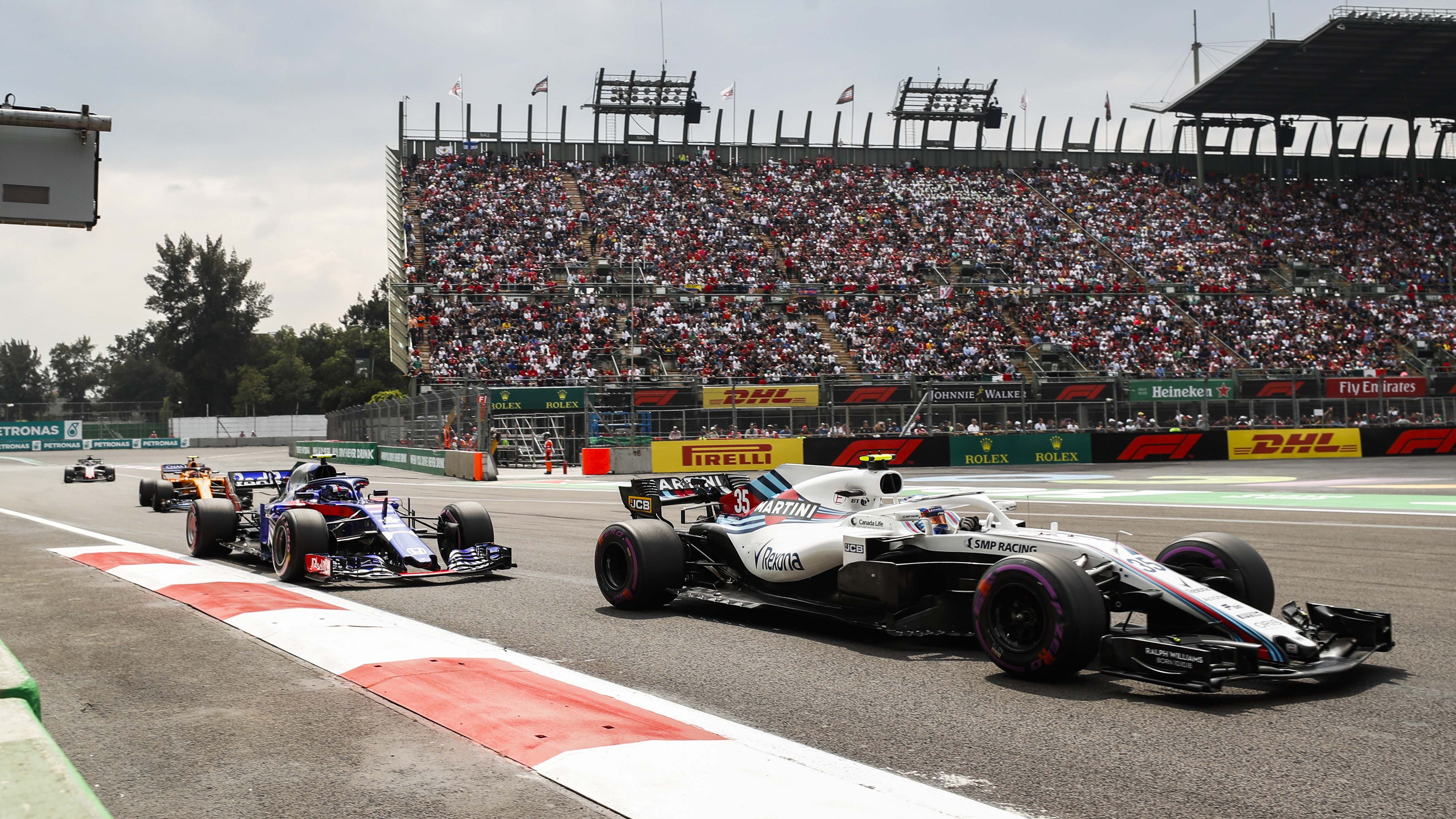f1 race attendance figures for 2018 over four million fans visit grand prix weekends formula 1. Black Bedroom Furniture Sets. Home Design Ideas