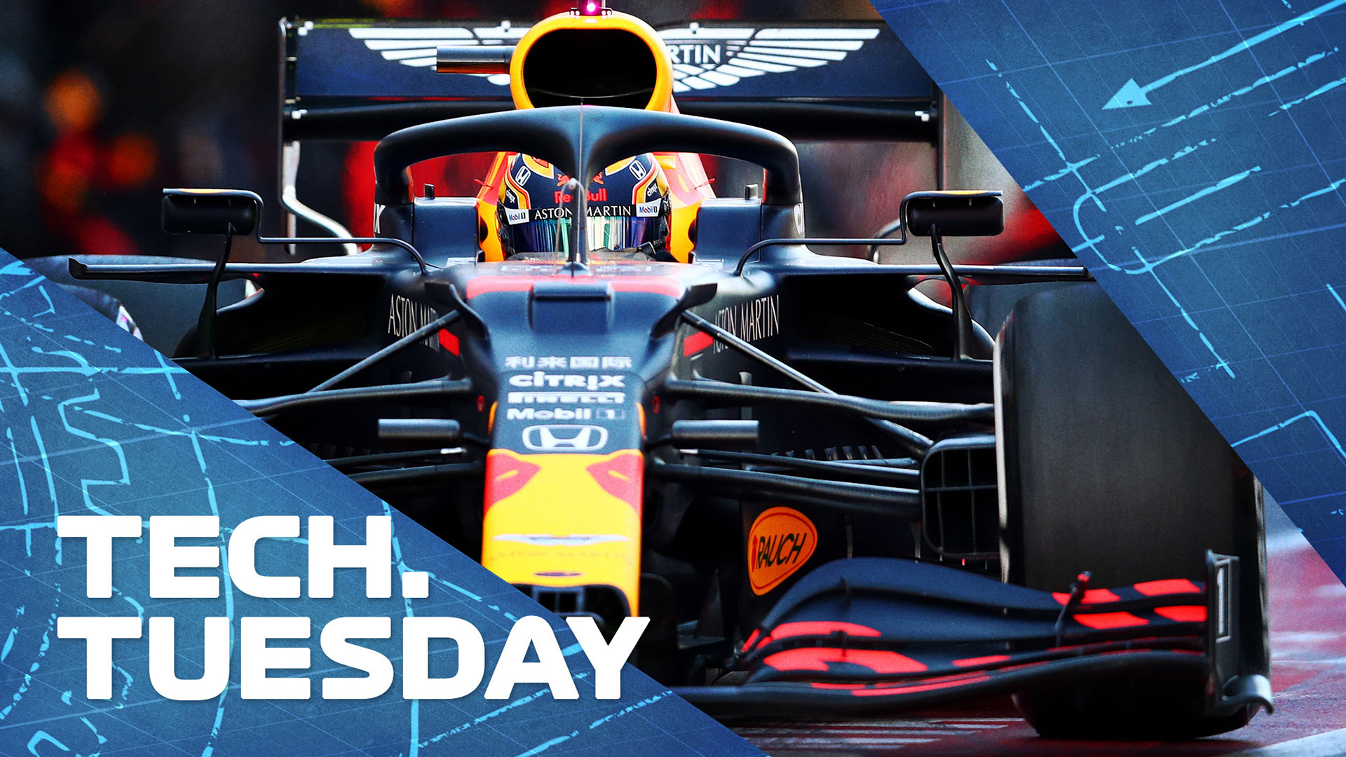 Tech Tuesday Exploring The Suspension Layouts That Could Give Mercedes And Red Bull The Edge In 2020 Formula 1