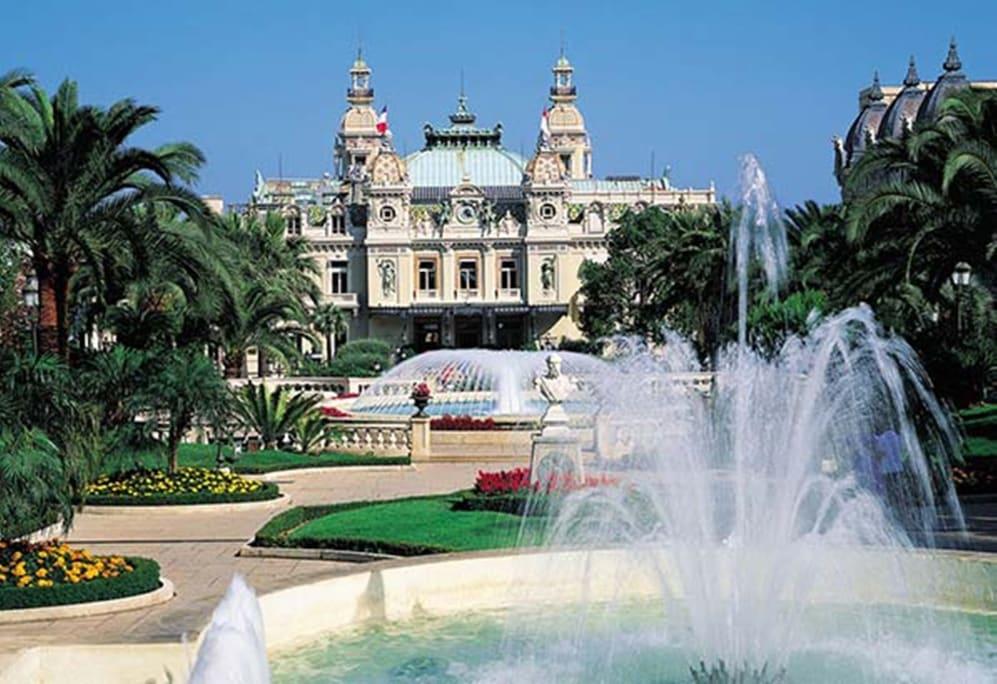 Casino in Monte-Carlo