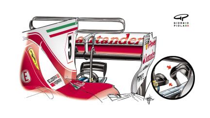 Ferrari SF70H - Monaco monkey seat