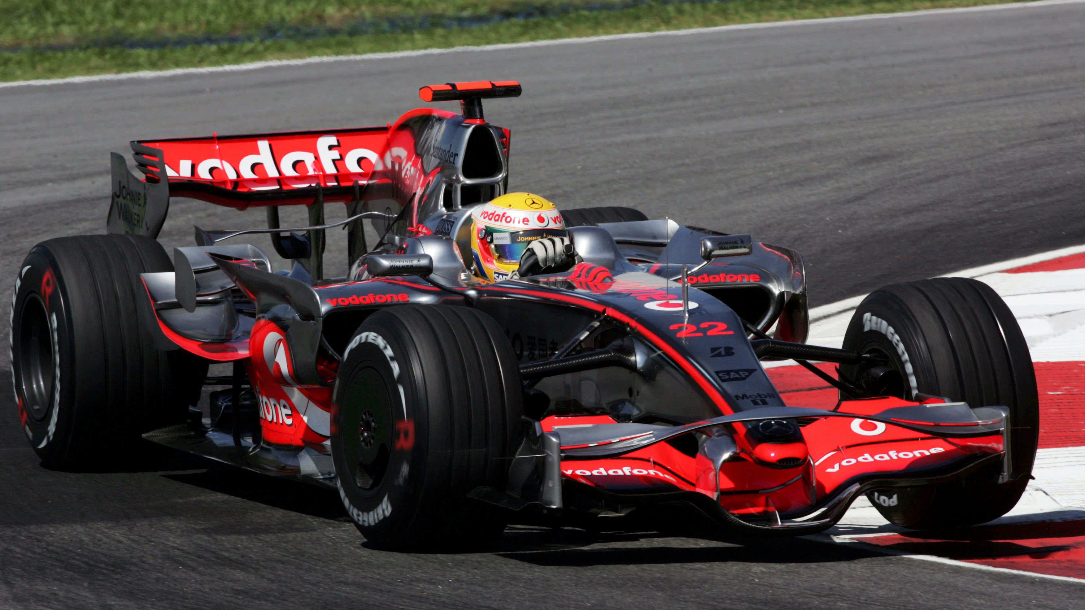 Re Writing The F1 Rulebook Part 4 Cleaner Cars Kers And The Return Of Slicks