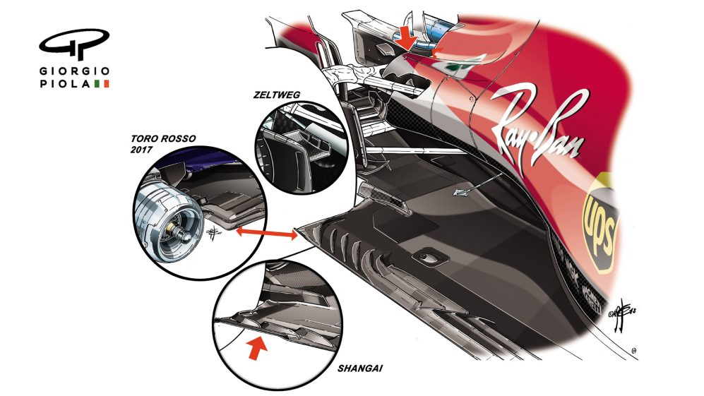 093-018 FERRARI NEW  FLOOR  B DUCT  SILV  COMP .jpg