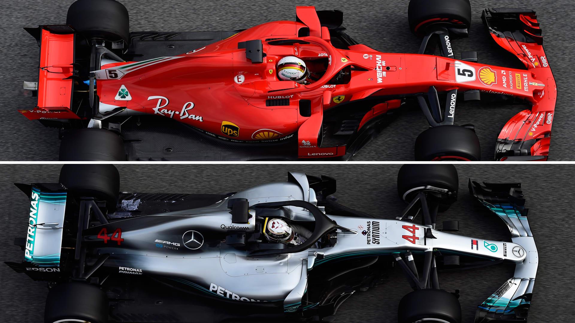 Tech Tuesday How Ferrari Plan To Topple Mercedes