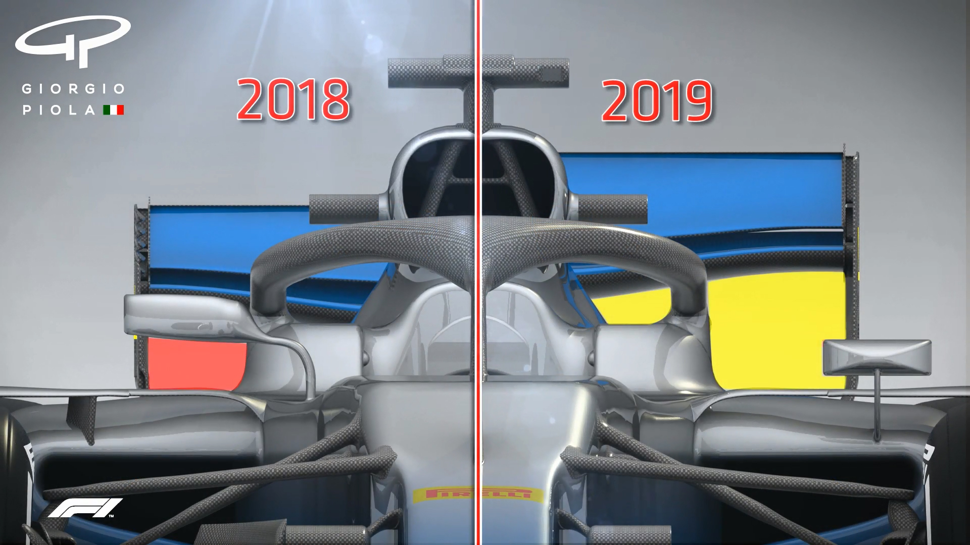 F1: F1 RULES & REGULATIONS: What's New For 2019?