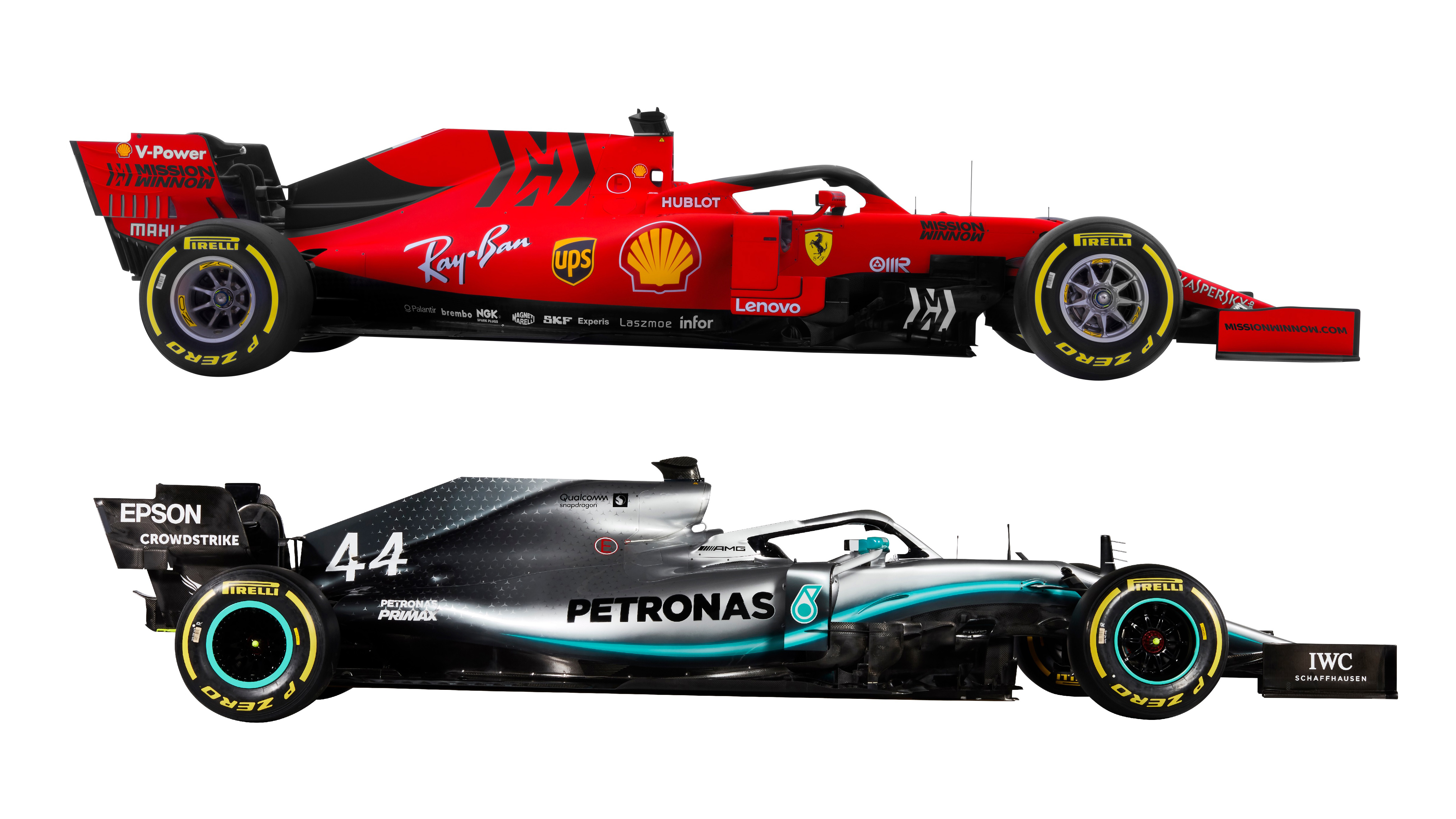 tech tuesday will mercedes or ferrari 39 s design concept be king in 2019 formula 1. Black Bedroom Furniture Sets. Home Design Ideas
