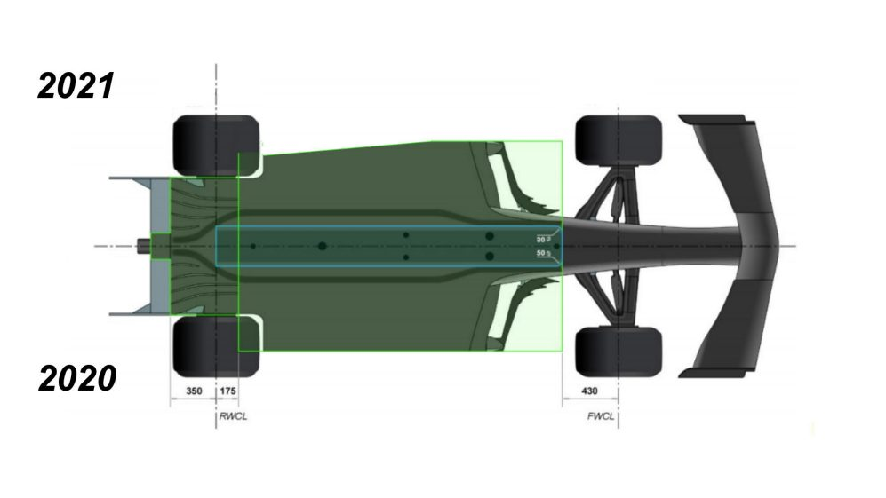TECH TUESDAY: What does the 2021 aero rules change mean for the cars – and  which teams will it hurt most? | Formula 1®