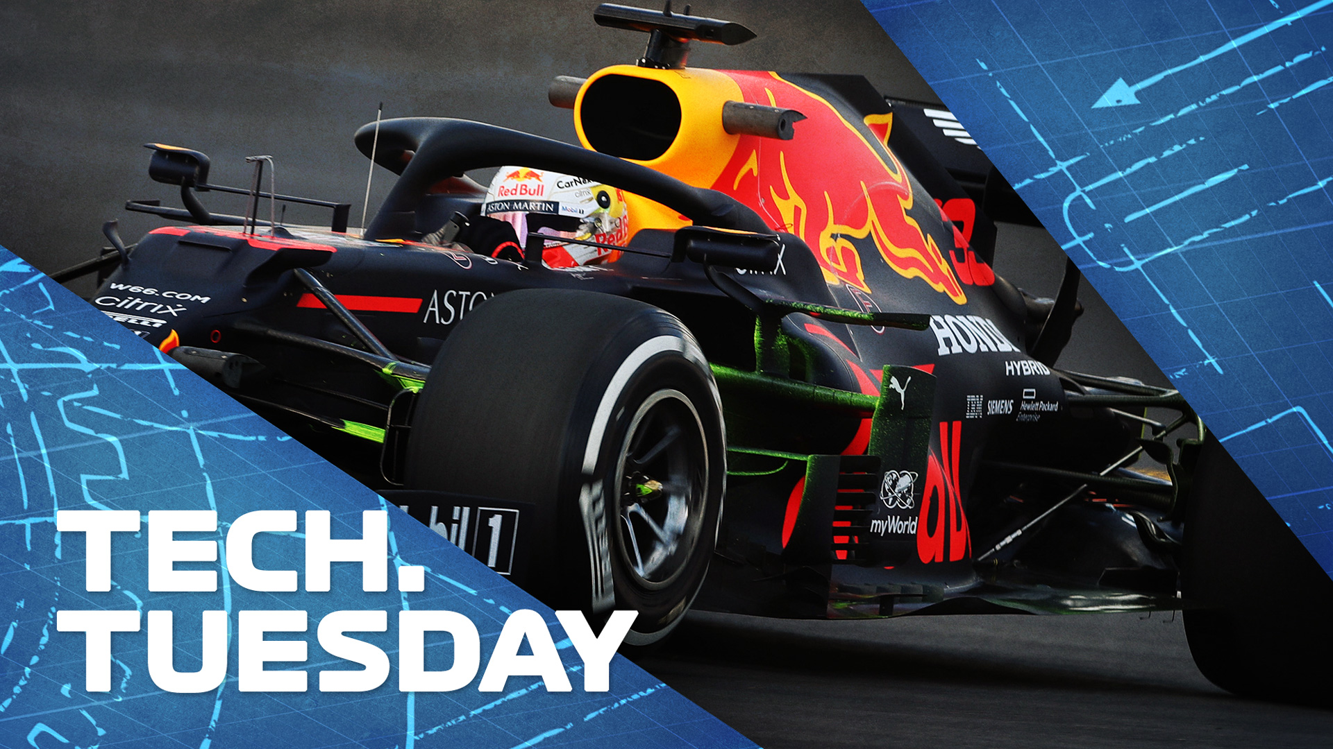 Tech Tuesday How Teams Like Red Bull And Ferrari Are Already Tackling The 2021 Downforce Cut Formula 1