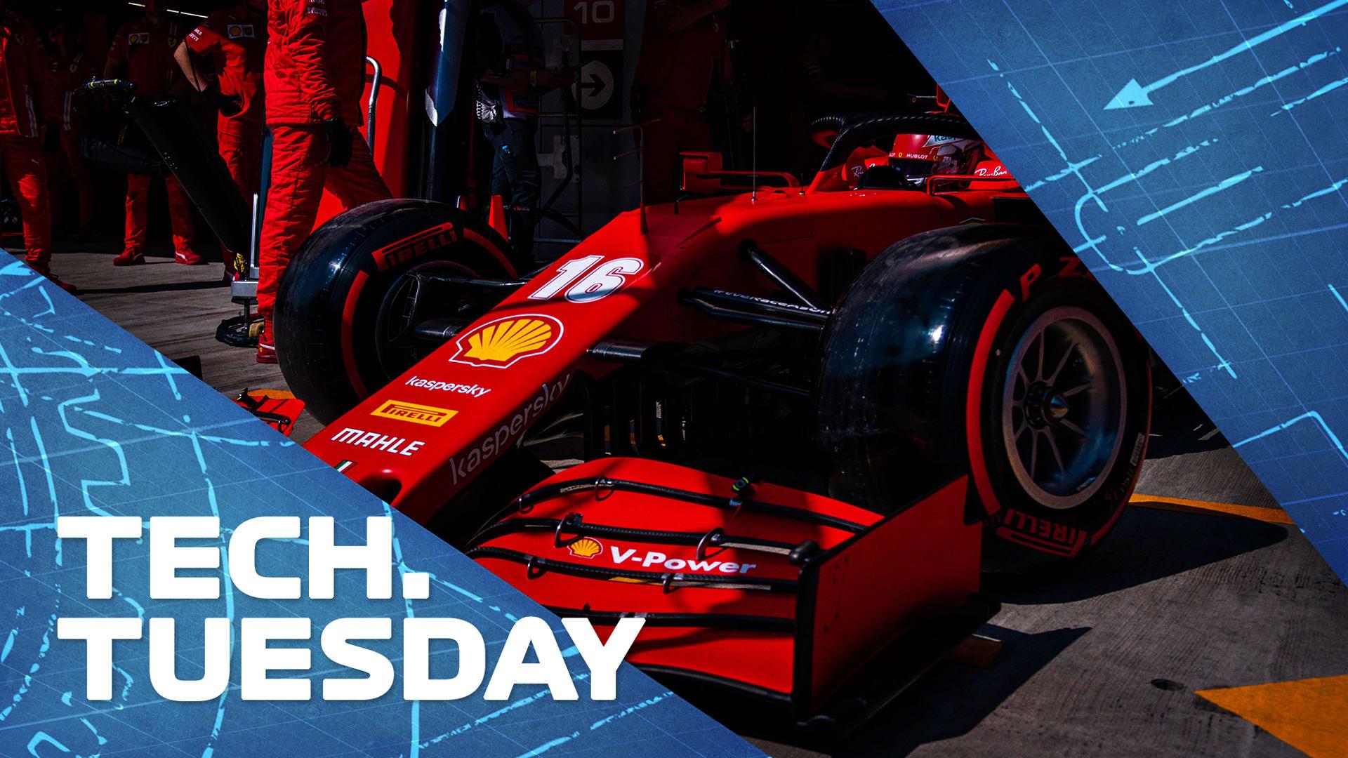 Tech Tuesday How Effective Were Ferrari S Russian Gp Updates Formula 1
