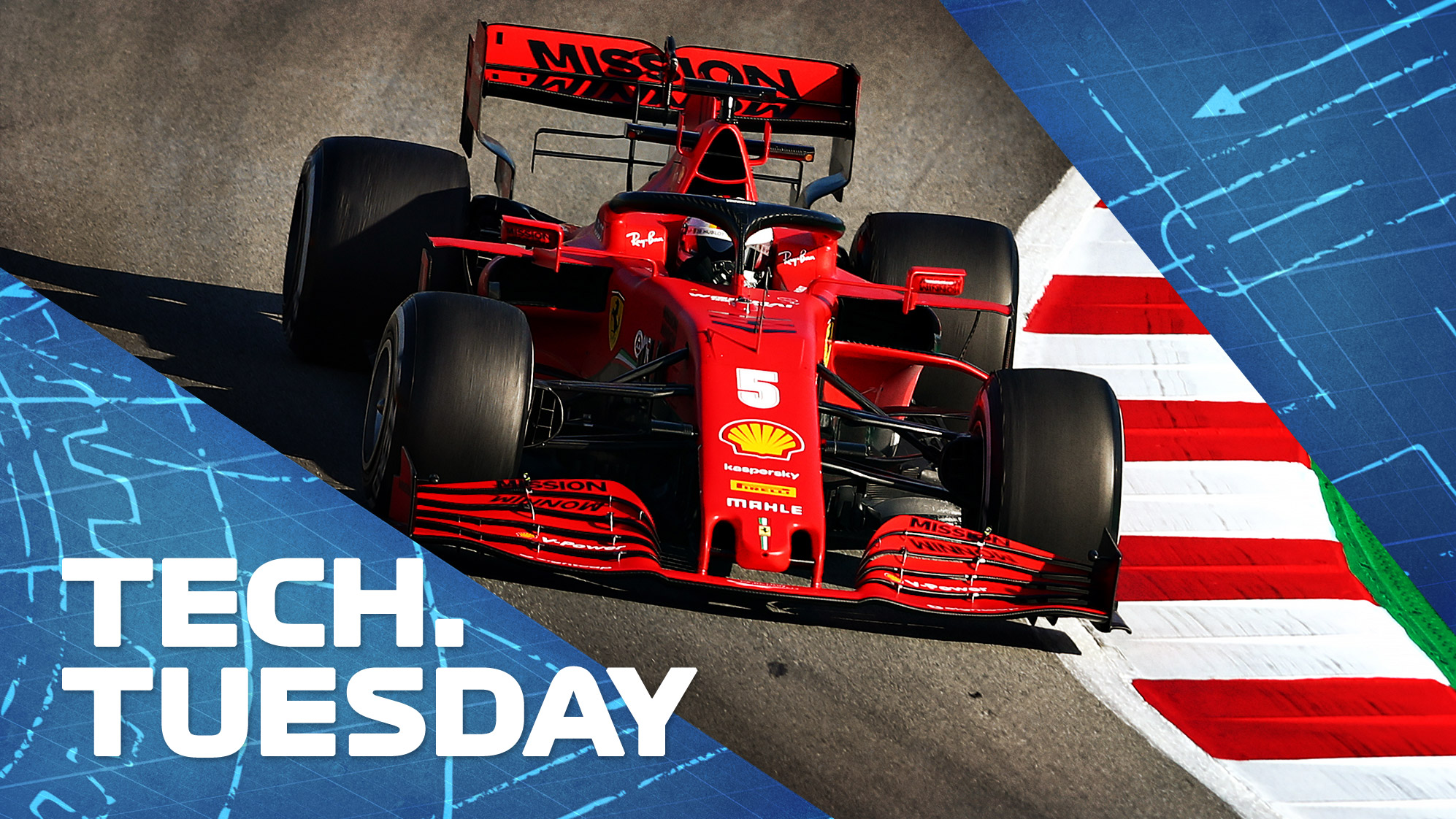Tech Tuesday Why Ferrari Have Bucked The Trend With Their 2020 Nose Concept Formula 1