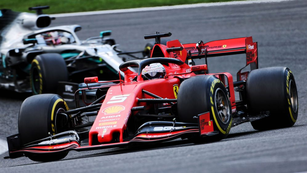 Vettel: When win was lost, I served the team | Formula 1®