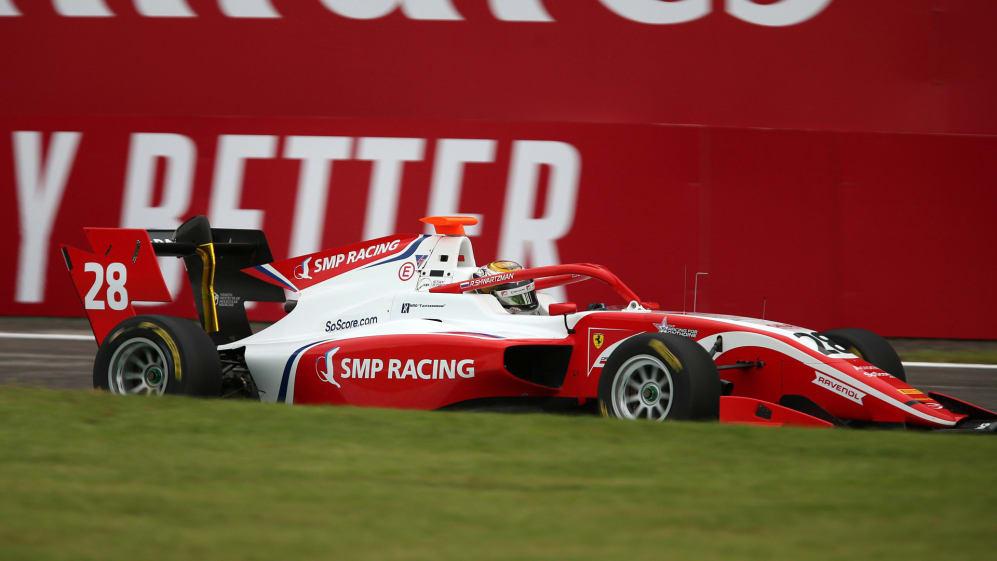 Formula Three driver Alex Peroni walks away from horror crash at Monza
