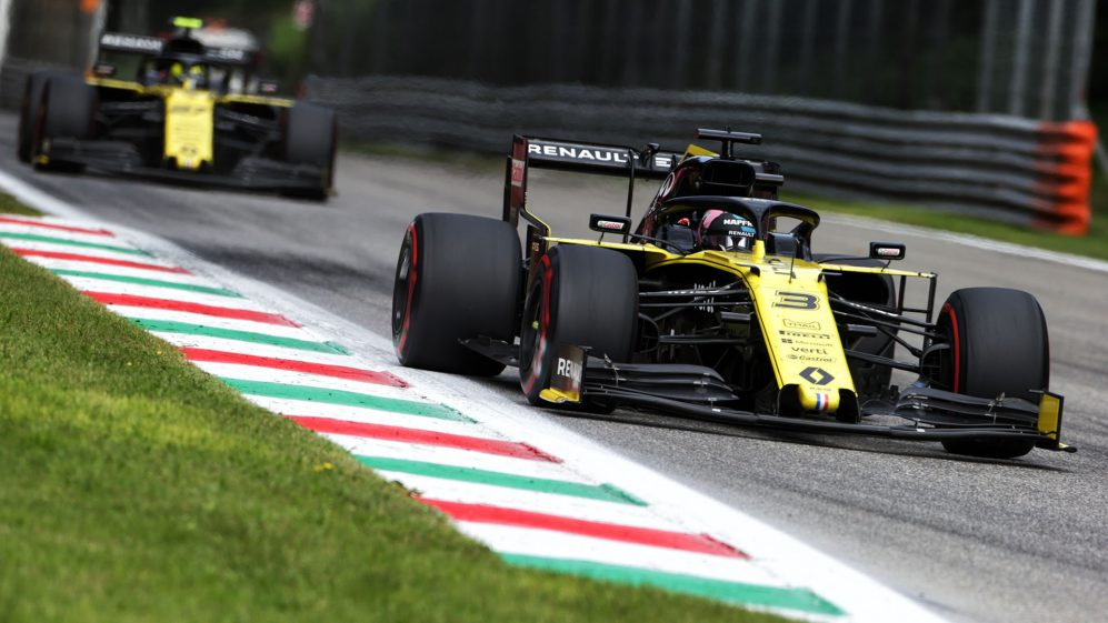 Ricciardo: Renault Performance At Power-hungry Monza 'a